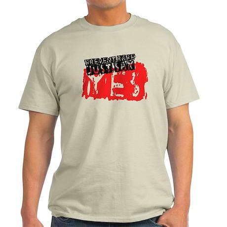 Prevent Rape Light T-Shirt
