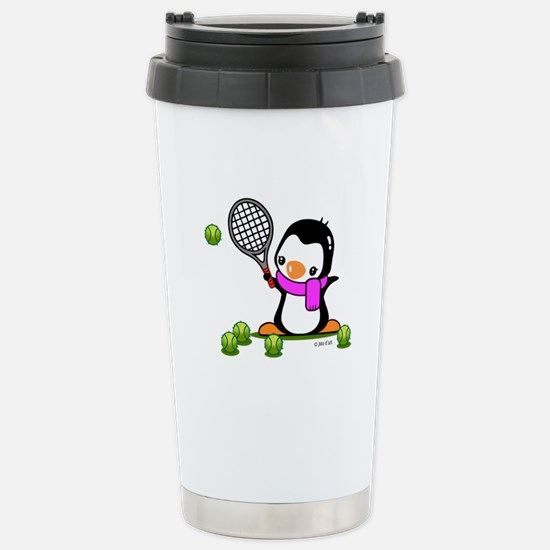 Tennis (9) Stainless Steel Travel Mug