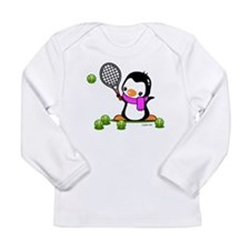 Tennis (9) Long Sleeve Infant T-Shirt