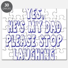 Yes Hes my Dad Puzzle