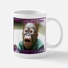 Hokey Pokey Orangutan Mug