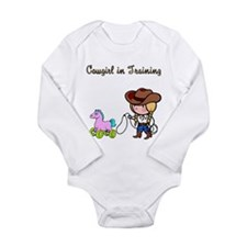 cowgirl in training Body Suit