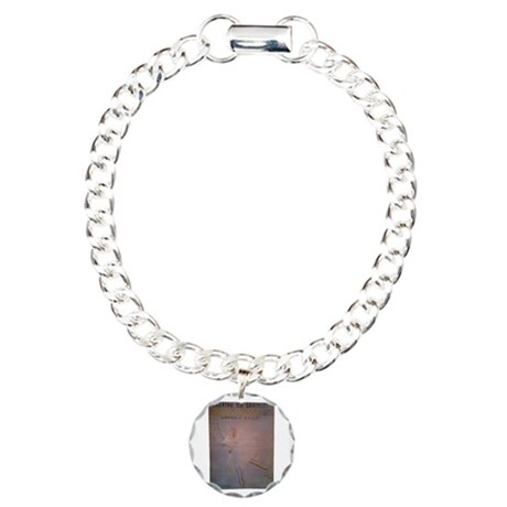 Pearl Lover-3 Charm Bracelet, One Charm