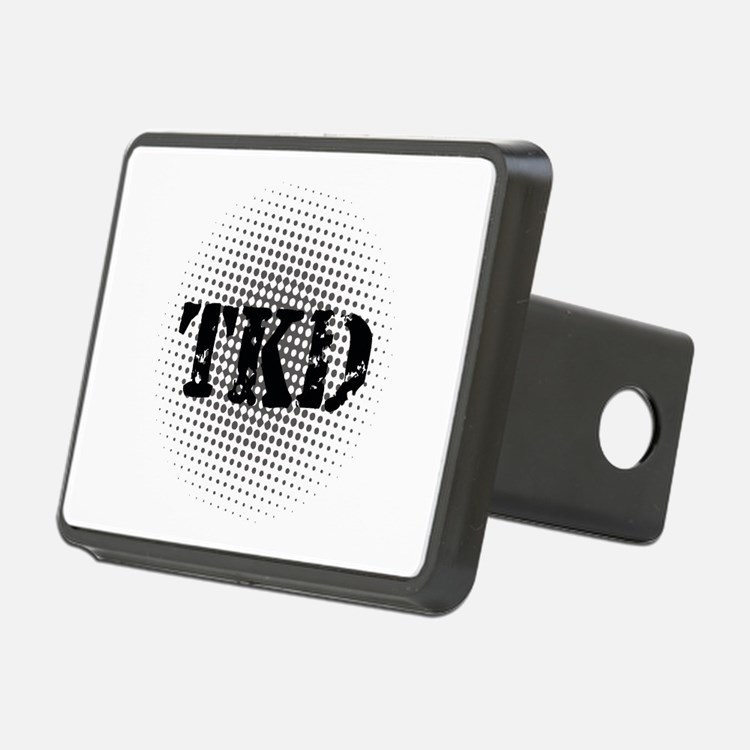 Martial Arts TKD Rectangular Hitch Cover
