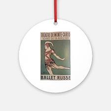 Pearl Lover-4 Ornament (Round)