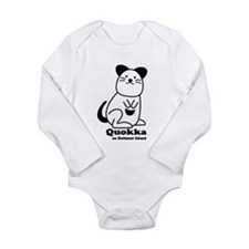 Quokka v.1 Long Sleeve Infant Bodysuit