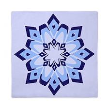 Snowflake Queen Duvet