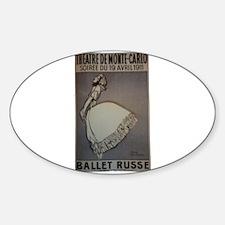 Pearl Lover-5 Sticker (Oval)