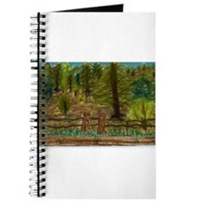 Camping Forest Journal
