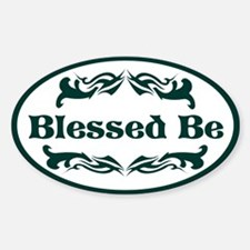 Blessed Be Custom Decal