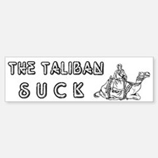 The Taliban Suck Custom Bumper Bumper Sticker