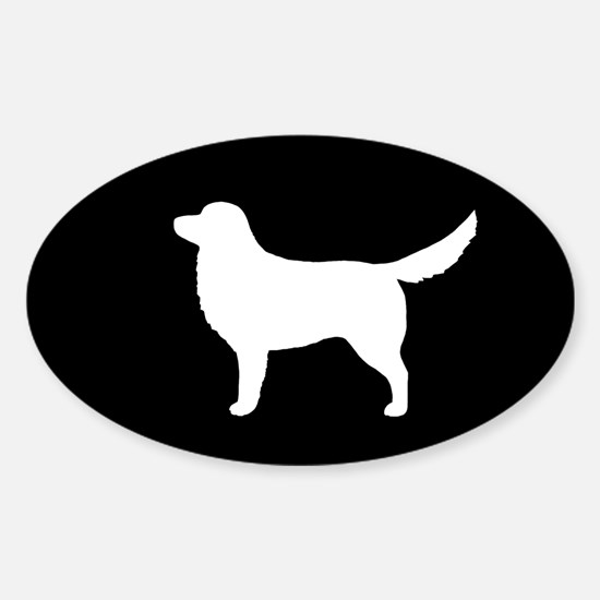 Toller Sticker (Oval)