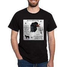 Berner 1 Black T-Shirt