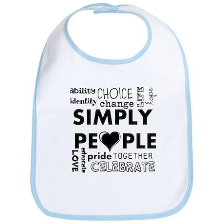 Simply People 1 Bib