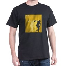 iFrolf Black T-Shirt
