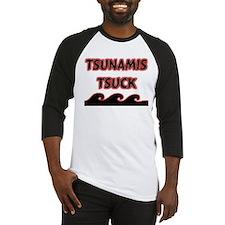 Tsunamis Tsuck Baseball Jersey