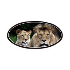 MALE AND FEMALE LIONS 3.jpg Patches