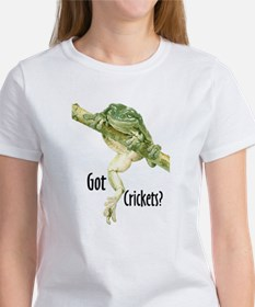 White's Tree Frog Women's T-Shirt