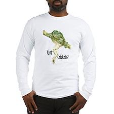 White's Tree Frog Long Sleeve T-Shirt