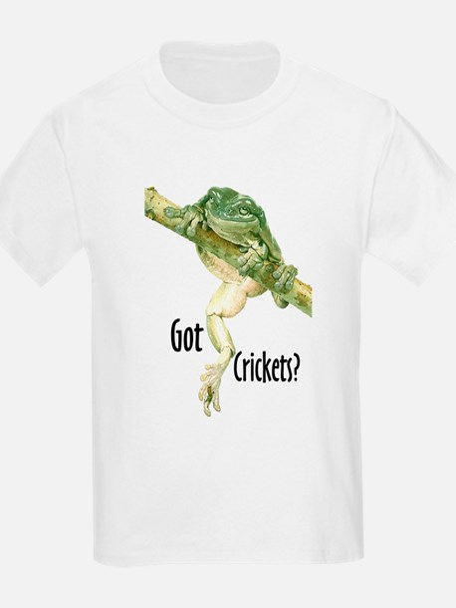 White's Tree Frog Kids T-Shirt