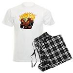 Legacy of Heroes Men's Light Pajamas