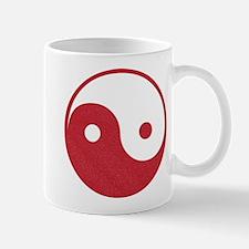 Vintage Yin Yang Mug