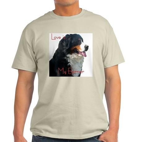 Berner 5 Ash Grey T-Shirt