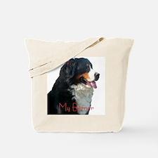 Berner 5 Tote Bag