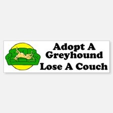 Lose a Couch (G) Bumper Bumper Sticker