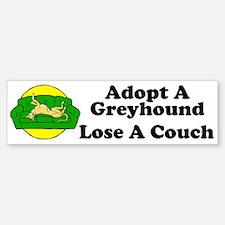 Lose a Couch (G) Sticker (Bumper)