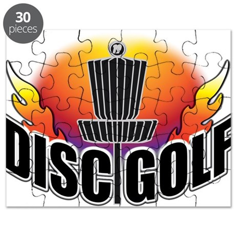 DISC GOLF NEW Puzzle