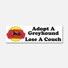 Lose a Couch (R) Car Magnet 10 x 3