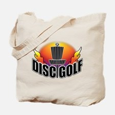 DISC GOLF NEW Tote Bag