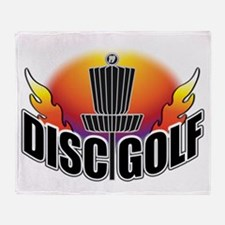 DISC GOLF NEW Throw Blanket