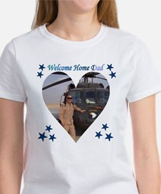 Welcome Home Dad Tee