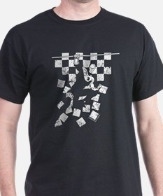 Checkmate Black T-Shirt