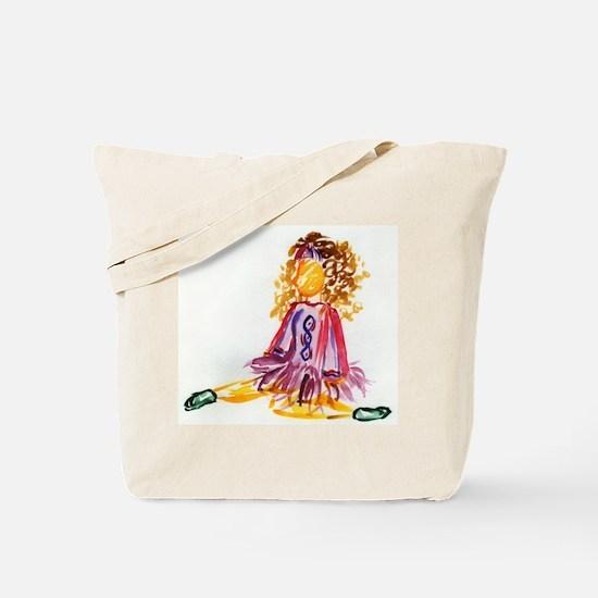 Funny Irish dancing Tote Bag