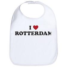 I Love Rotterdam Bib