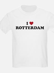 I Love Rotterdam T-Shirt