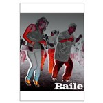 Baile Large Poster