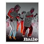 Baile Small Poster