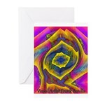 Color Greeting Cards (Pk of 10)