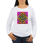Color Women's Long Sleeve T-Shirt