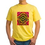 Color Yellow T-Shirt