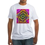 Color Fitted T-Shirt