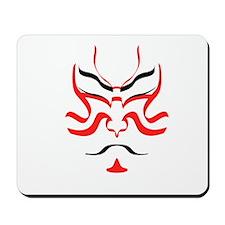 Kabuki - Mousepad