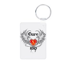 Cure RSD Keychains