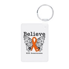 Believe Butterfly RSD Keychains