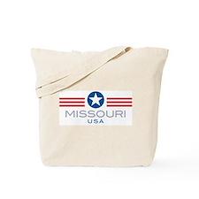 Missouri-Star Stripes: Tote Bag