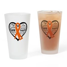 Words of Hope RSD Drinking Glass